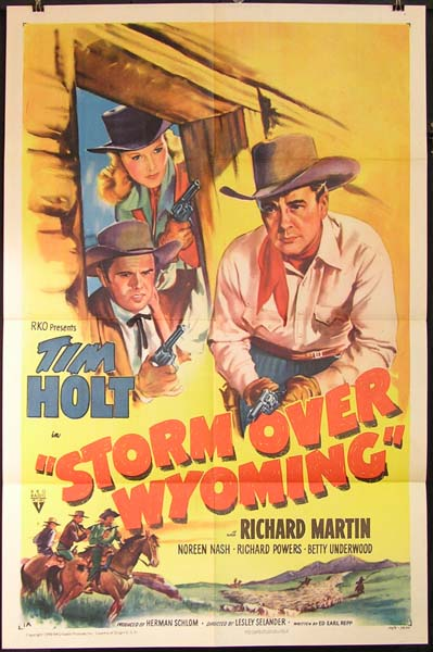Storm Over Wyoming movie