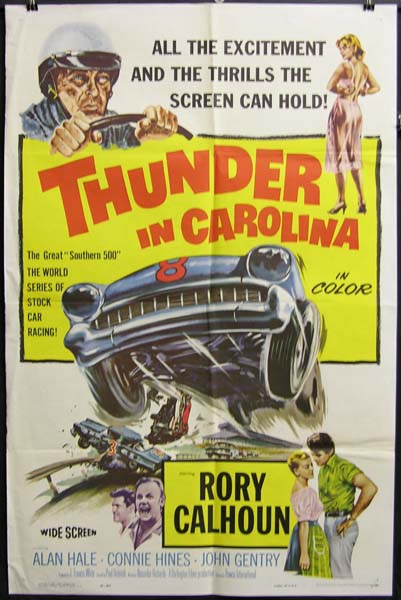 An analysis of the film thunder in carolina
