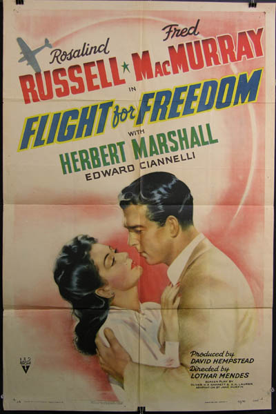 Flight for Freedom movie